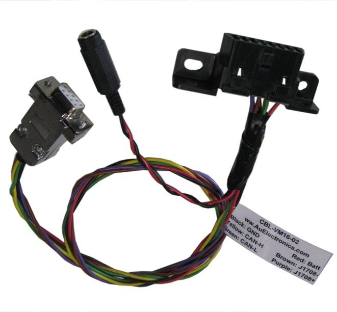 cbl-vm16-02:au j1939 /j1708 combo cable with db9 female ... j1939 wiring volvo
